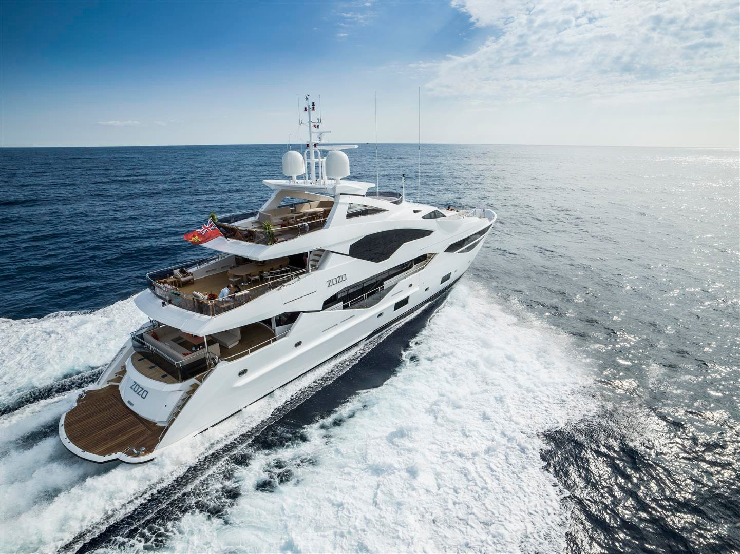 Image courtesy of Sunseeker Int