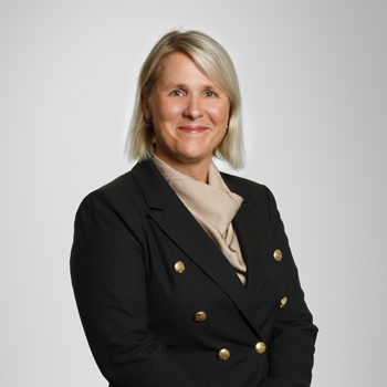 Eva Karlsson, Head of Operations at Dometic