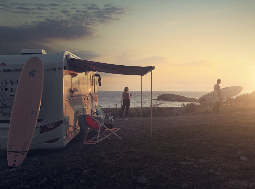 ᐅ RV Awnings - Stylish and durable | Dometic