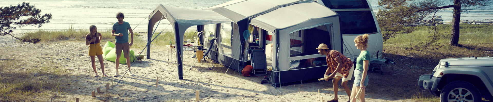 Weather Protection for Awnings | Dometic
