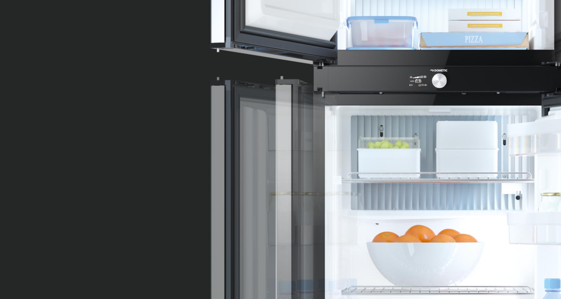 Mobile Kühlschränke für Wohnmobile der 10er Serie  Dometic