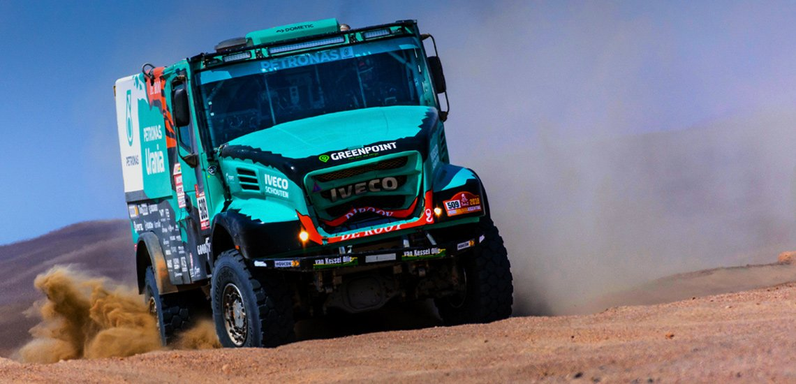 Dometic Coolair RTX at the limit: The Africa Eco Race and Dakar Rally