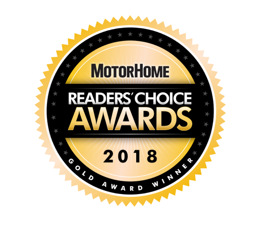 Motorhome Reader Choice