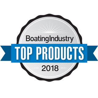 BoatingIndustry Top Products 2018 - palkinto