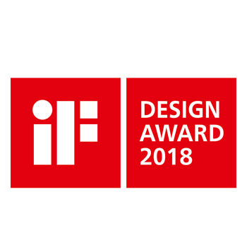 iF Design Award 2018  Disziplin: Produkt