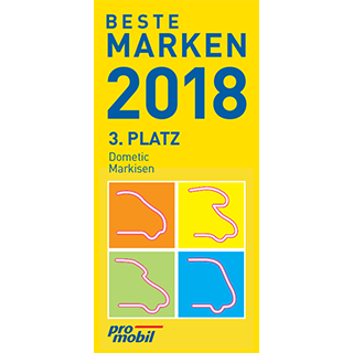 ProMobil Best Brands 2018 3rd place
