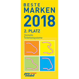 ProMobil Best Brands 2018 2nd place