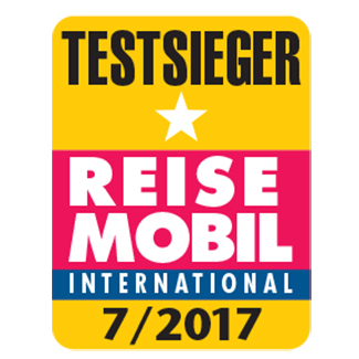 ReiseMobil International - Testsieger