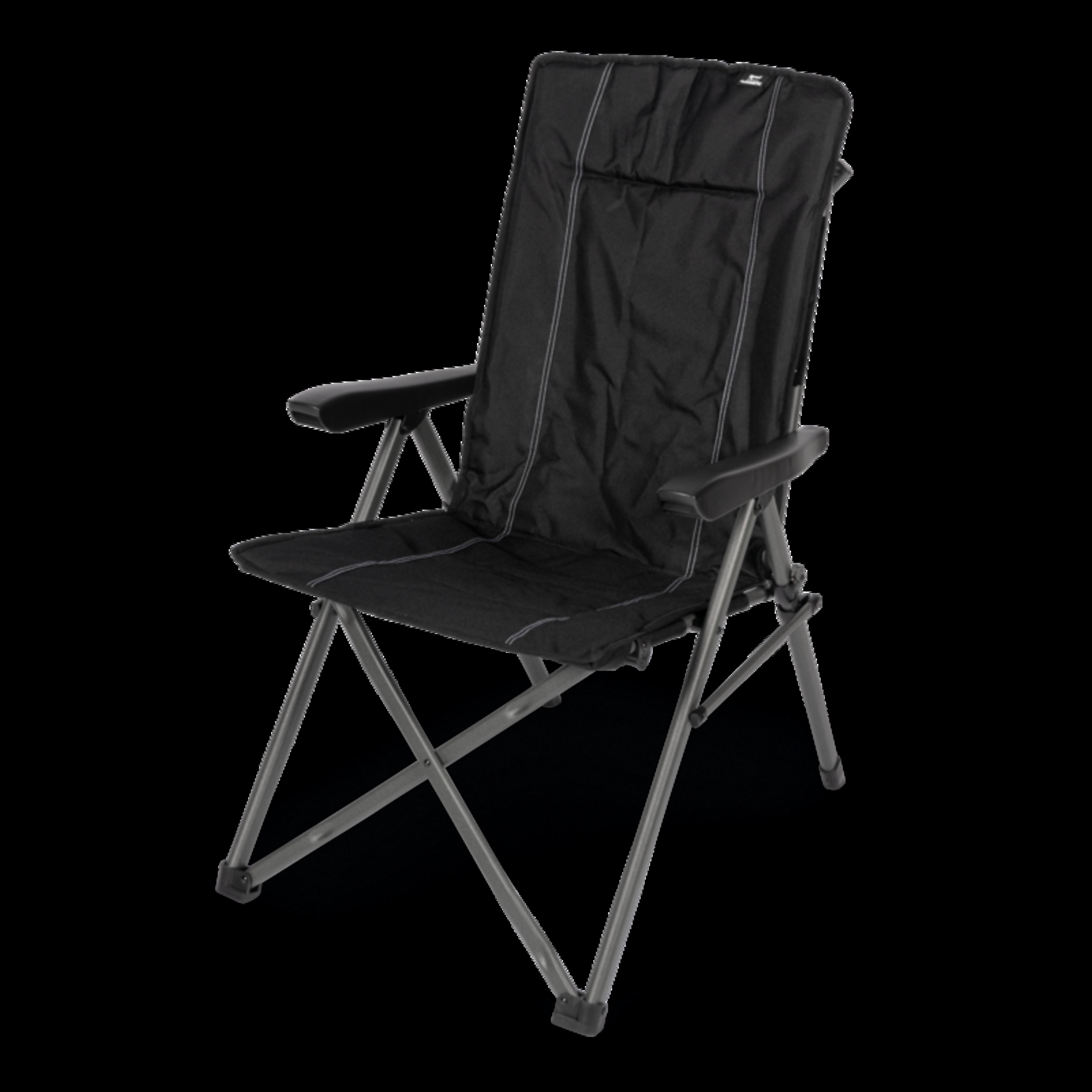 Blue Kampa Consul Compact Folding Reclining Portable Camping Chair