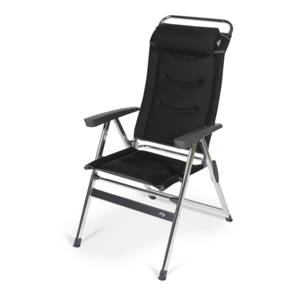 Kampa Dometic Quattro Milano Chair - Pro Black