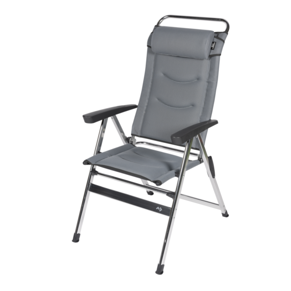 Kampa Dometic Quattro Milano Chair - Pebble Grey