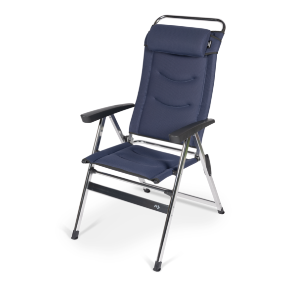 Kampa Dometic Quattro Milano Chair - Steel Blue