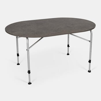 Dometic Zero Concrete Oval Table - Table de camping