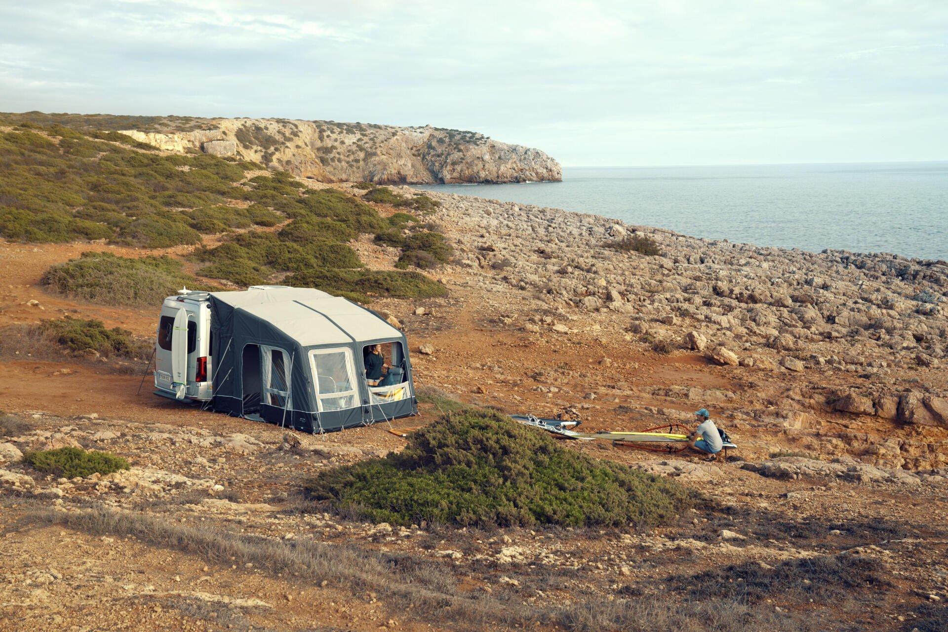 kampa dometic tent