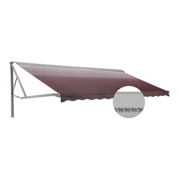 Dometic 9100 Power Patio Awning 21 Awning Automatic