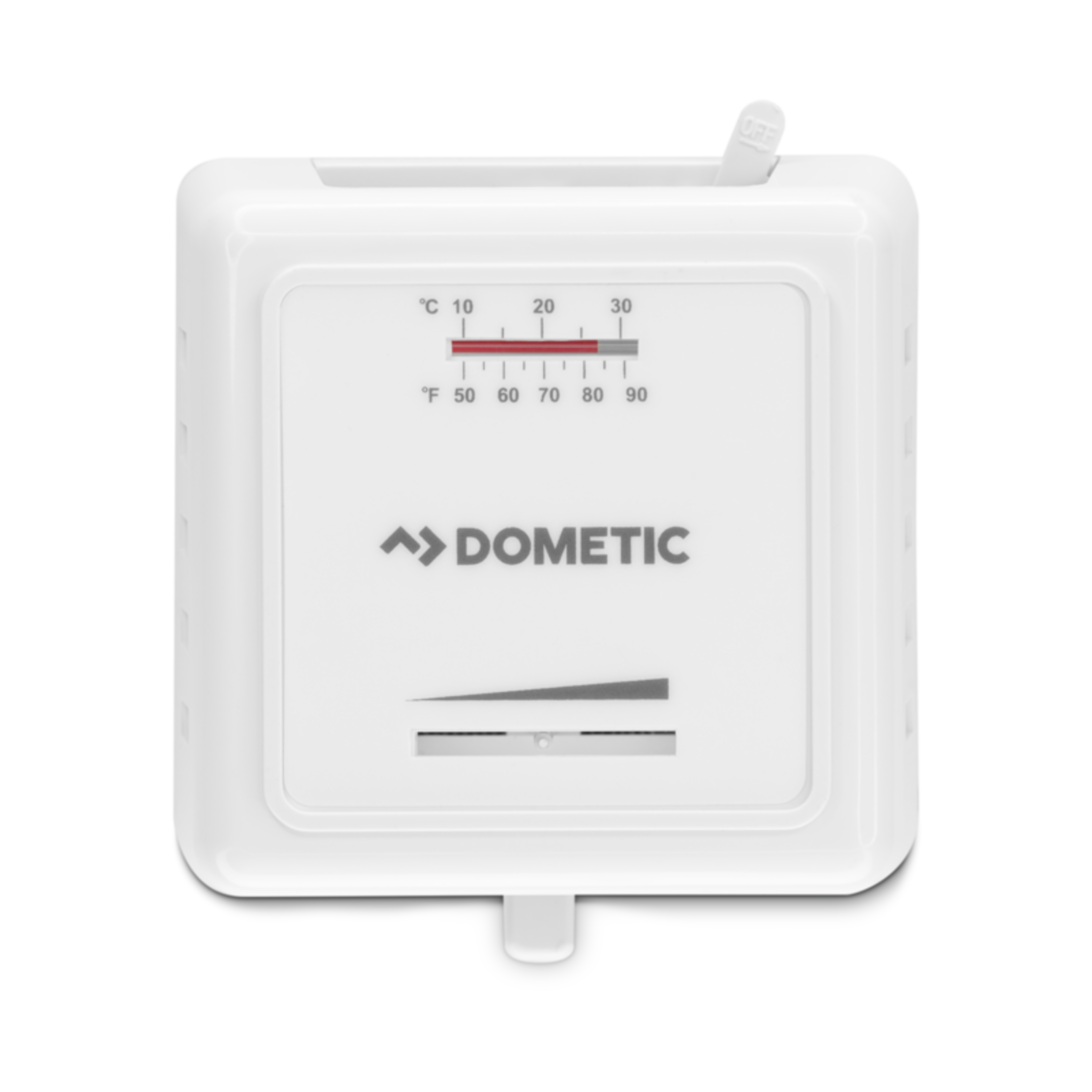 Dometic Furnace Thermostat - Mechanical Thermostat In Black