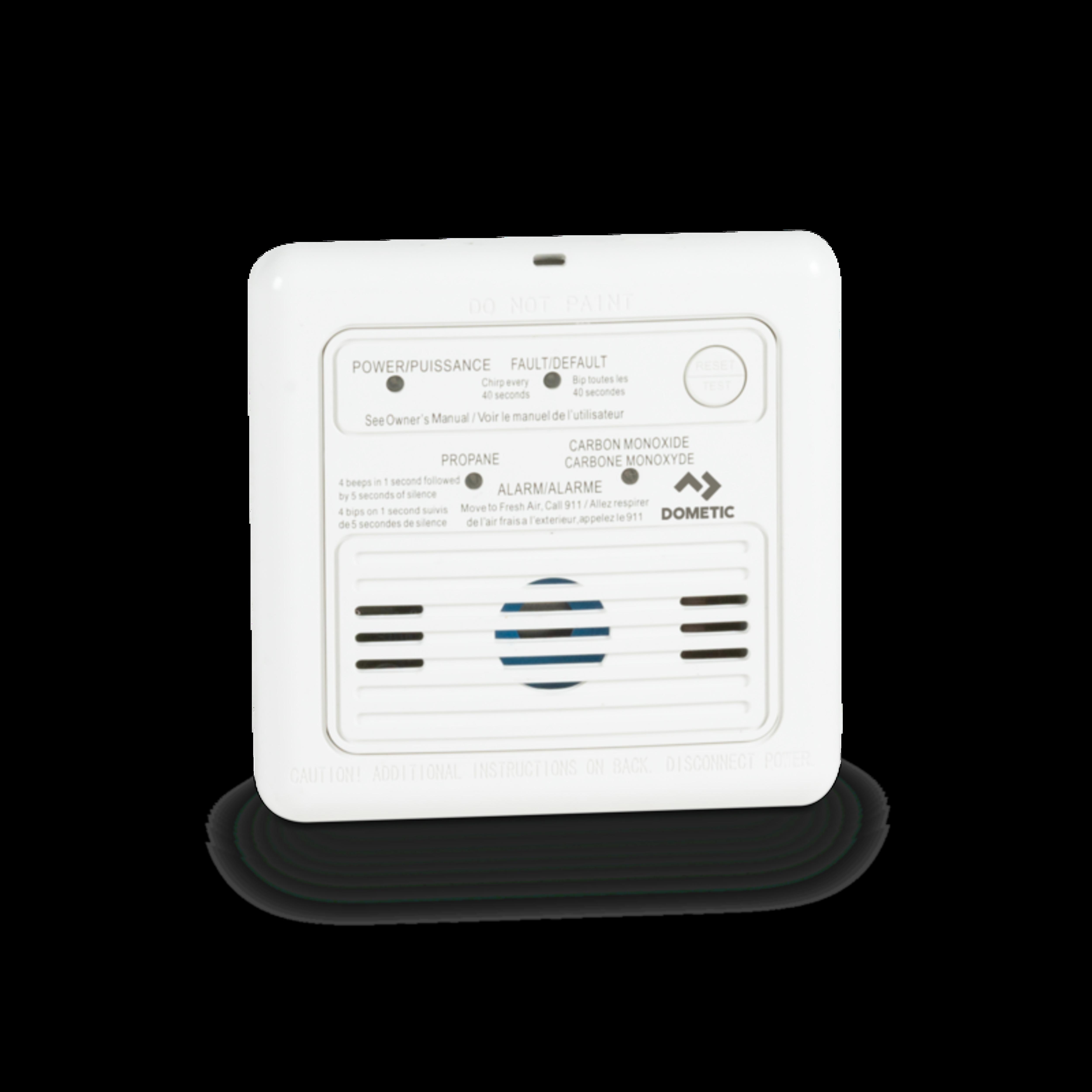 Dual LP/CO Detector