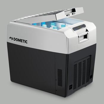 Dometic TropiCool TCX 35 - Glacière thermoélectrique portable, 33 l