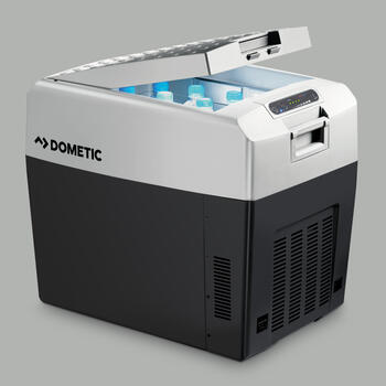 portable electric coolboxes dometic. Black Bedroom Furniture Sets. Home Design Ideas