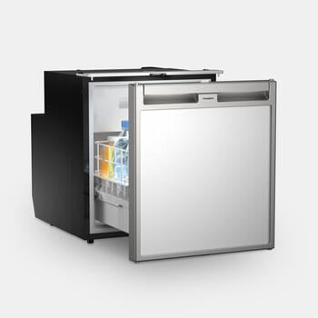 Dometic CoolMatic CRX 65D - Pull-out fridge and freezer, 12 V and 24 V DC