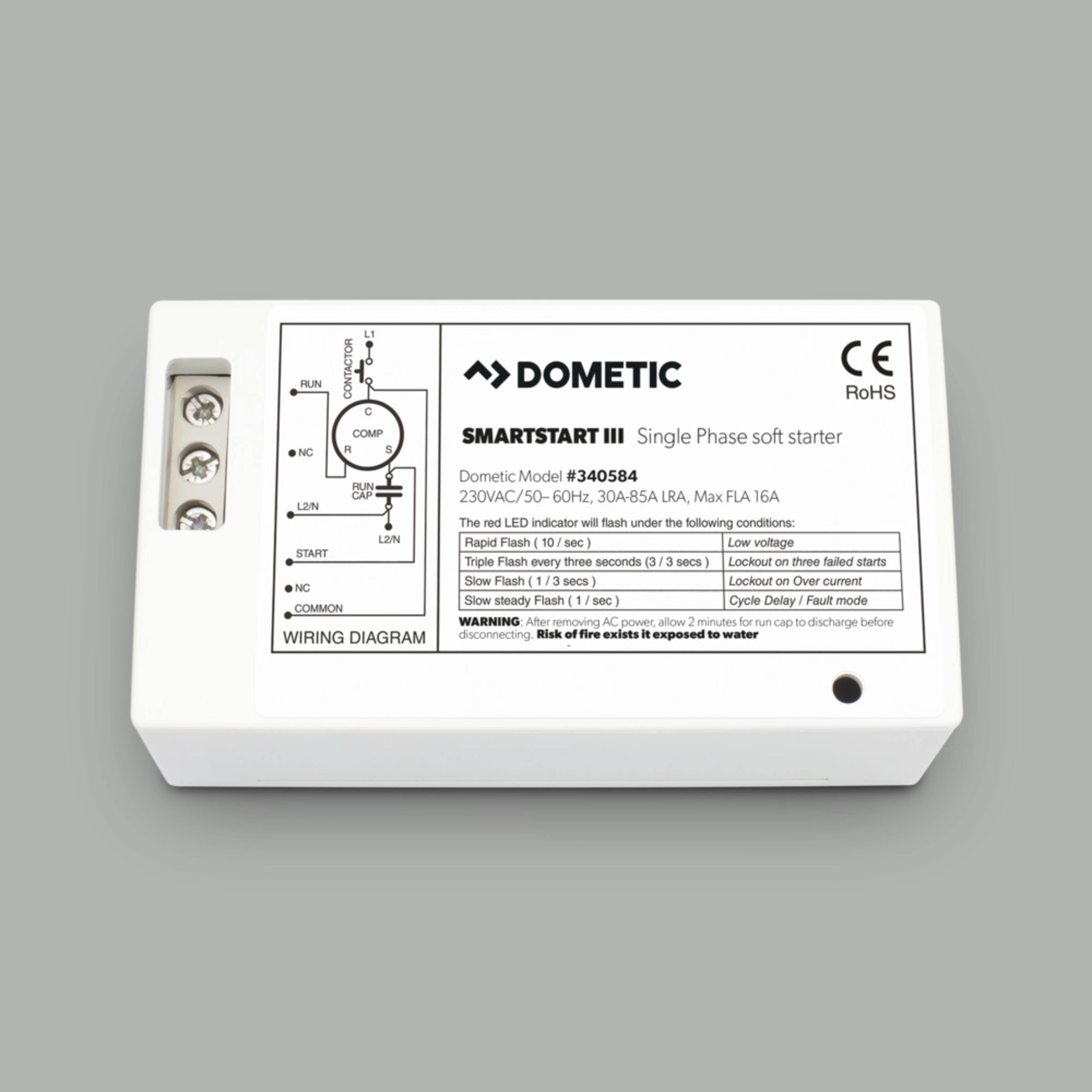 Dometic SmartStart III