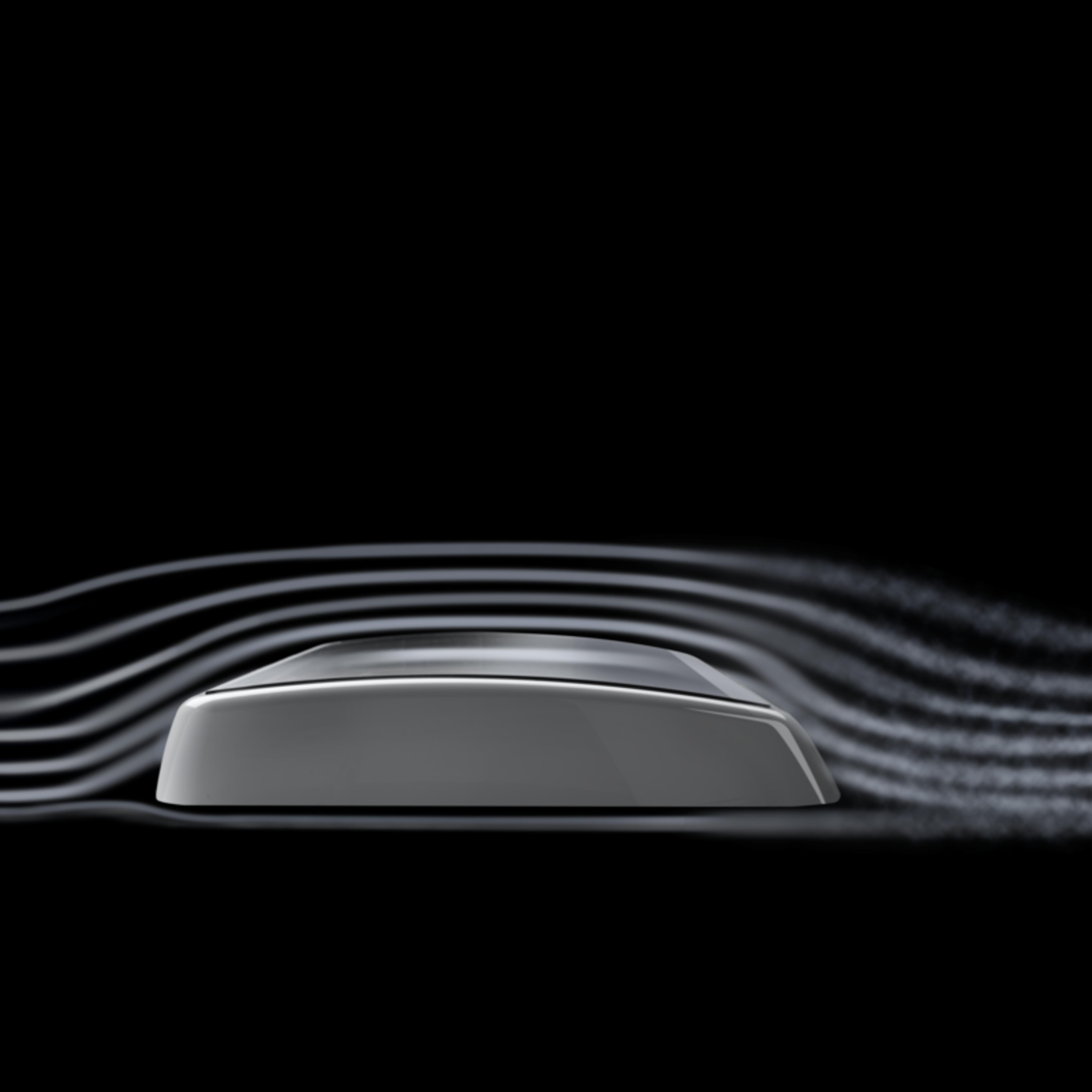 Improved aerodynamics
