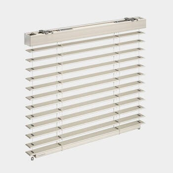 Dometic Oceanair Skyvenetian Leather - Venetian blind with leather slats