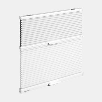 Dometic Oceanair Skysol Day/Night - Combination blackout and privacy pleated blind for windows