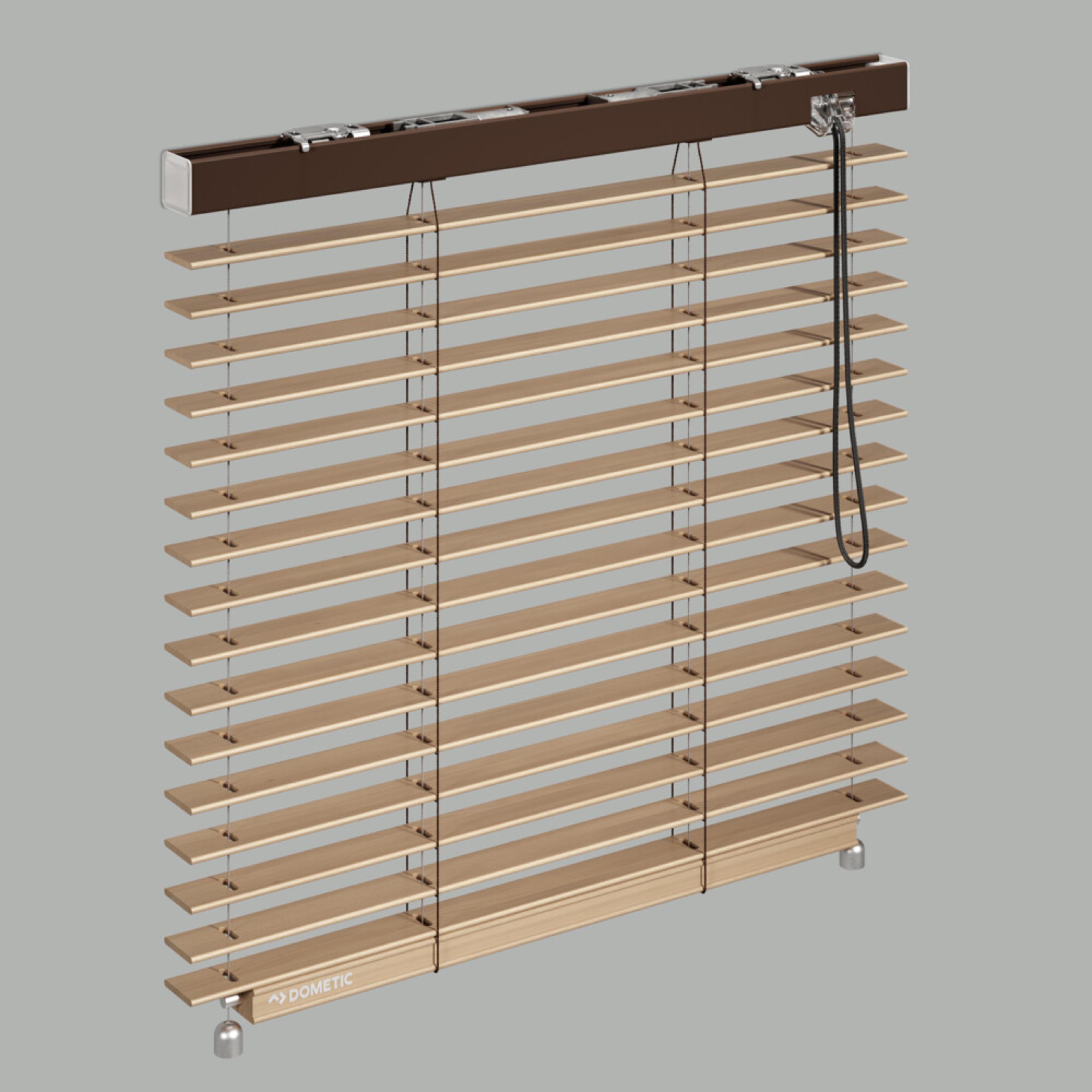 Dometic Oceanair Skyvenetian Wood