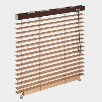 Dometic Oceanair Skyvenetian Wood - Venetian blind with wooden slats