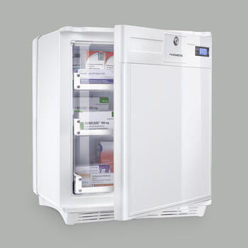 Dometic HC 502D - Medical refrigerator, right hinged, 35 l