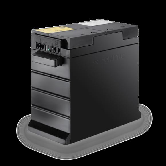 Schema Elettrico Per Carica Batterie Al Litio : Dometic estore batteria al litio 100 ah