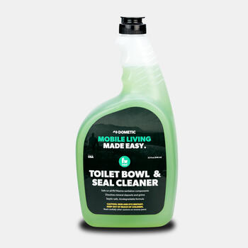 Dometic Toilet Bowl and Seal Cleaner - Toilet Bowl & Seal Cleaner 32 OZ / 8CS
