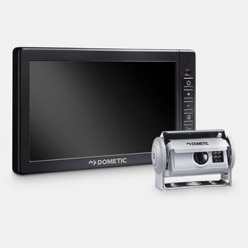 "Dometic PerfectView RVS 780X AHD - Reversing video system with shutter camera and 7"" heavy-duty monitor"