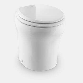 Dometic MasterFlush MF 8140 - Macerating toilet, standard height