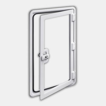 Dometic SK 4 - Service Hatch, 375 x 305 mm