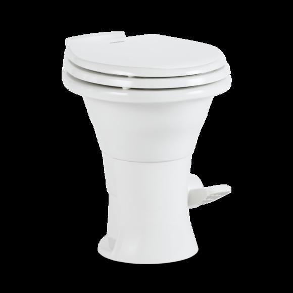 Fine Dometic 310 Ceramic Toilet 20 Height White Short Links Chair Design For Home Short Linksinfo