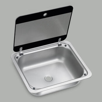 ᐅ RV & Boat Kitchen Sinks and Hob-Sink Combinations | Dometic