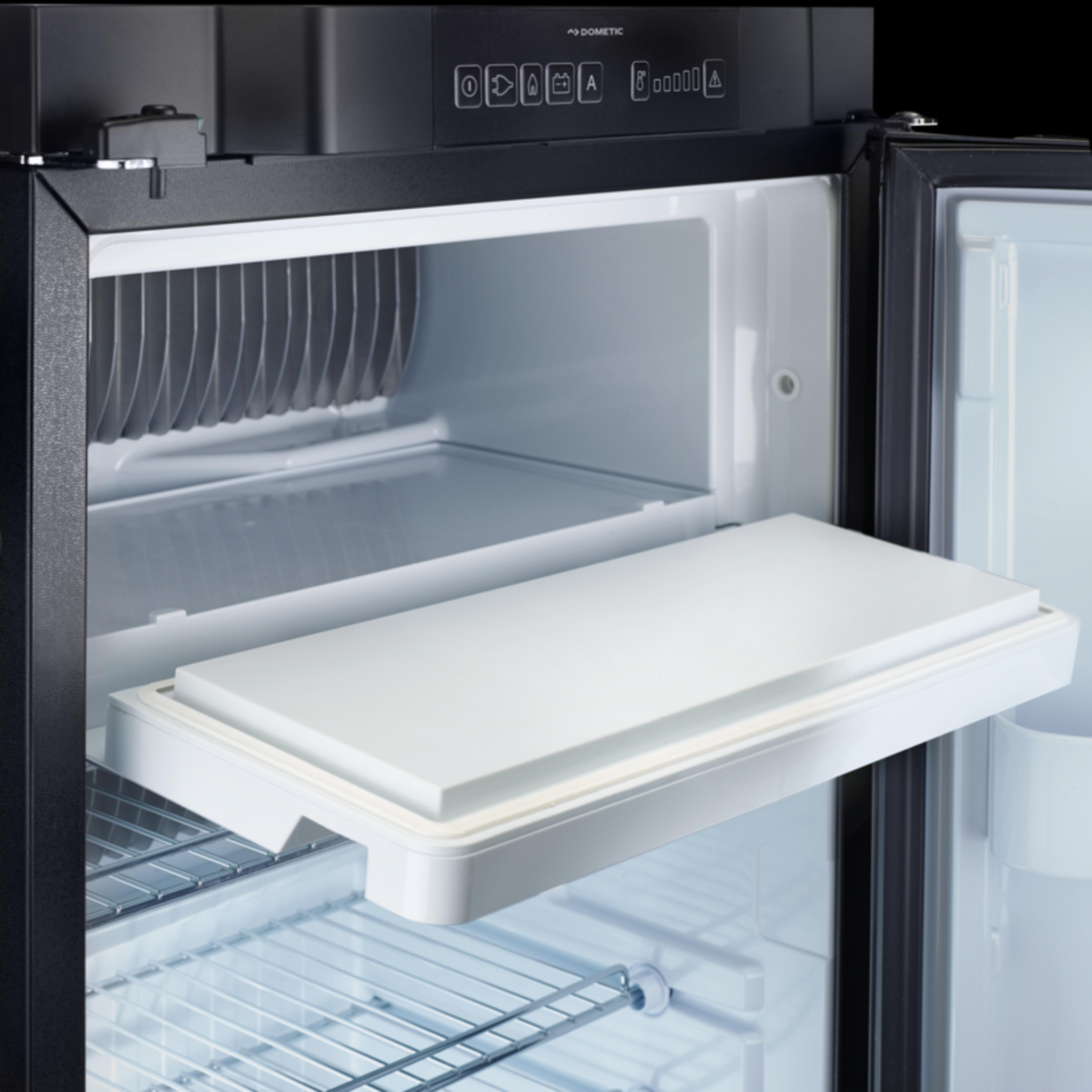 Removable freezer compartment