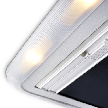 Iluminación integrada