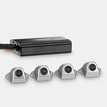 Dometic PerfectView CAM 360 AHD - All-around view system with four cameras