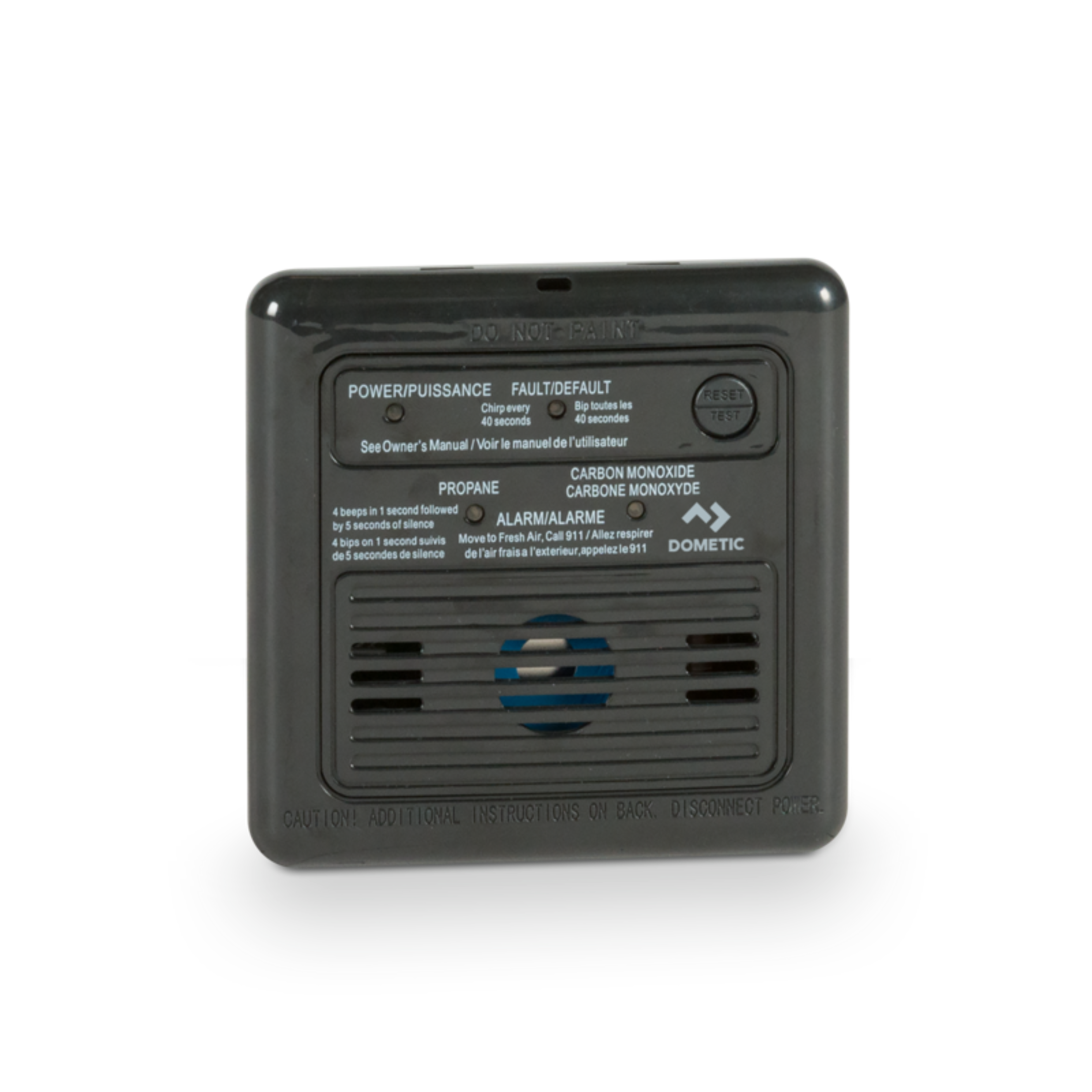 Dometic Dual LP/CO Alarm