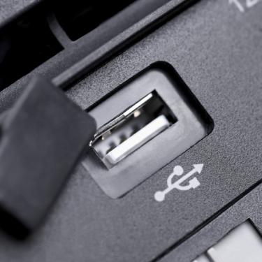 USB-aansluiting
