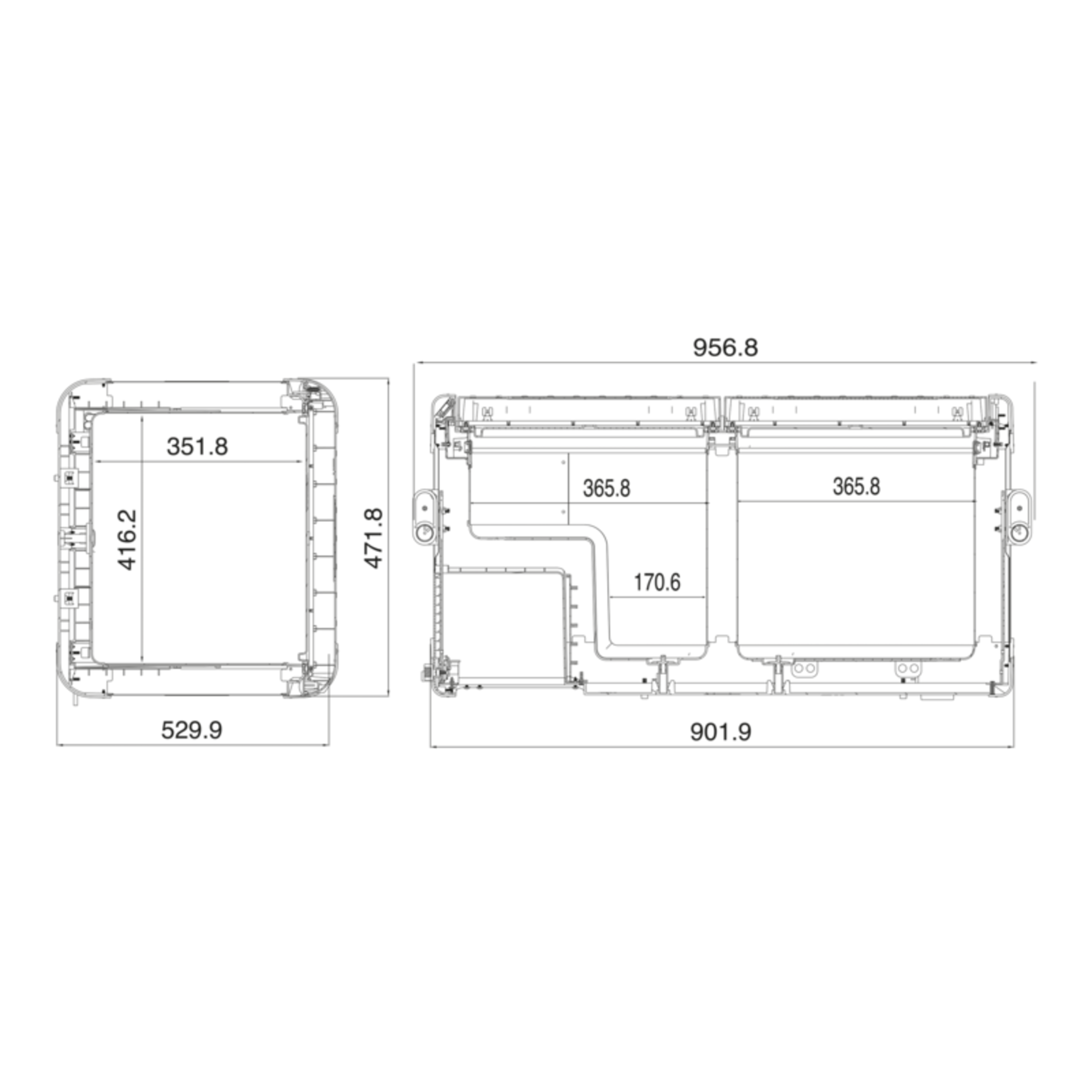 CFX 95 technical drawing (2)