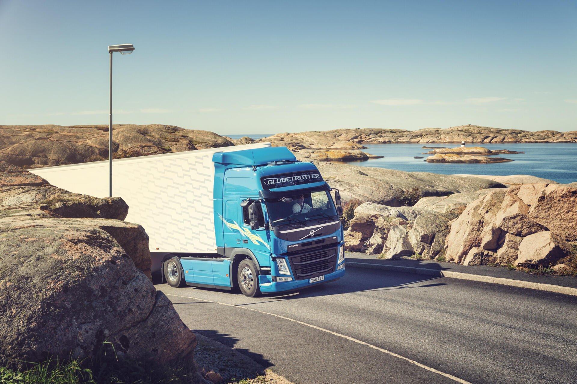 Dometic Truck Drive Hill