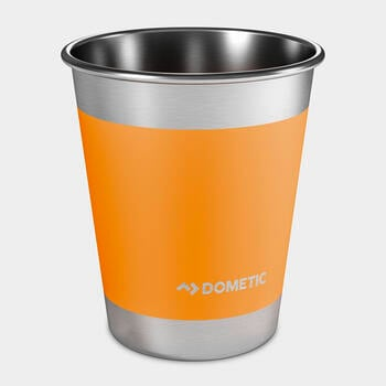 Dometic Cup 500 Mango - Verre, 500 ml, Coloris Mangue