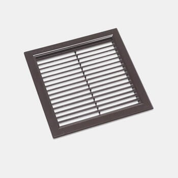 Dometic FreshWell FW-ADG - Rectangular air inlet grill for A/C, 240 x 240 mm