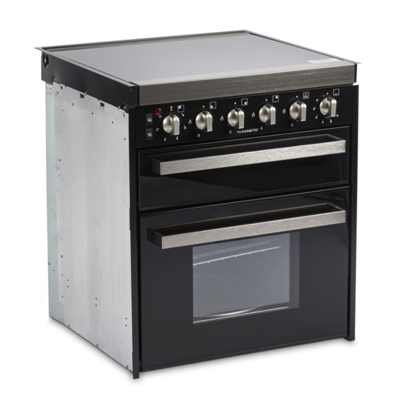 DOMETIC COOKERS - Cooktop, Grill, Oven