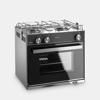 Dometic SunLight - Gas oven with 2-burner hob