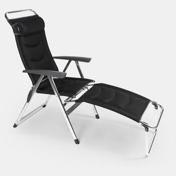 Dometic Footrest Milano Pro Black - Accessoire de la chaise inclinable